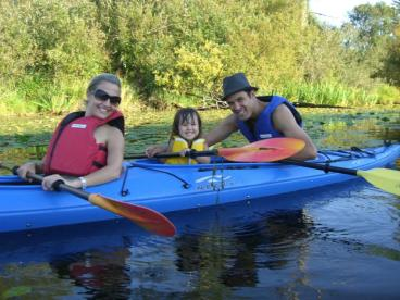kayak-with-kids