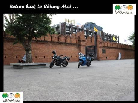 Thae Phae Gate - Mike Recce Starts