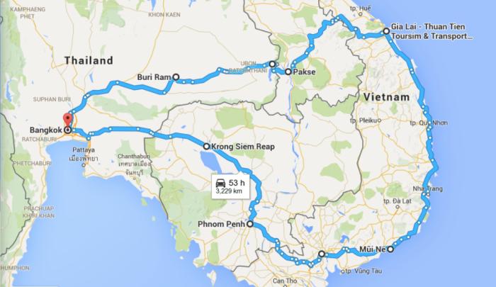 ASEAN Road Trip