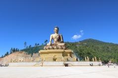 Giant Buddha - the 8th Wonder in making!