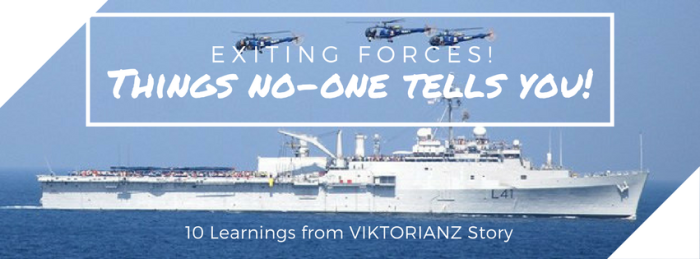 Exiting Forces : Things No-one TellsYou!