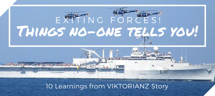 Exiting Forces : Things No-one Tells You!
