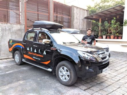Ankit and Isuzu